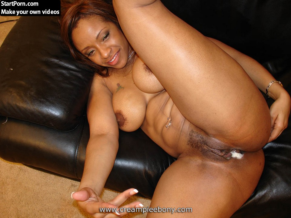 Ayana Angel does her first and only whiteboy creampie very rare
