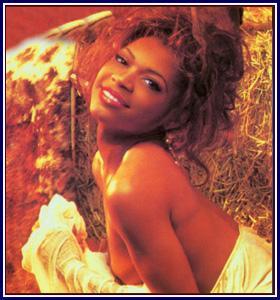 Black porn star... Janet Jacme